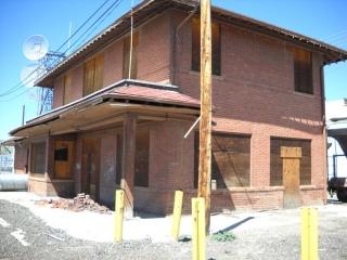 Craig Depot, April 2012