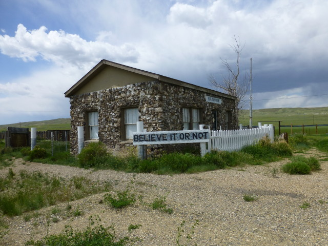 Fossil Cabin Museum