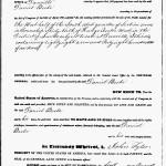 1842 Daniel Beebe Land Records